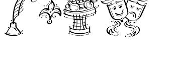 Calligraphic Ornaments™ PI
