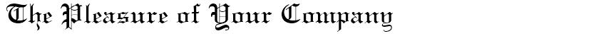 Linotext® Regular